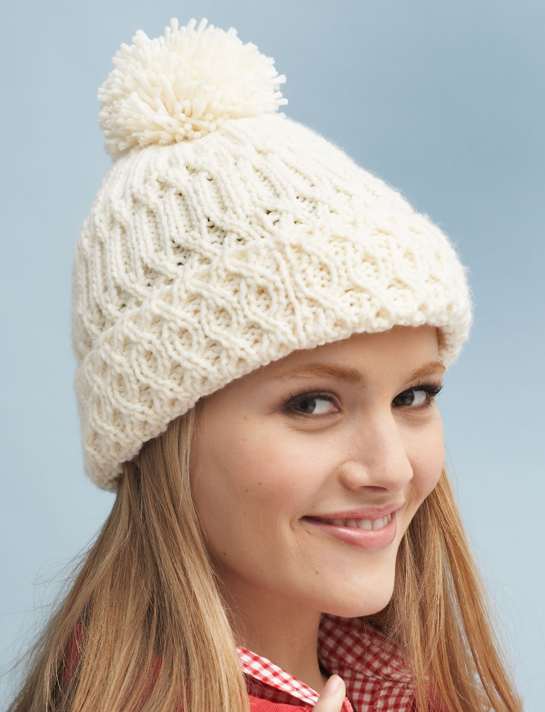 Aran Knitting Patterns Free The Easy Hat Knitting Patterns Cottageartcreations