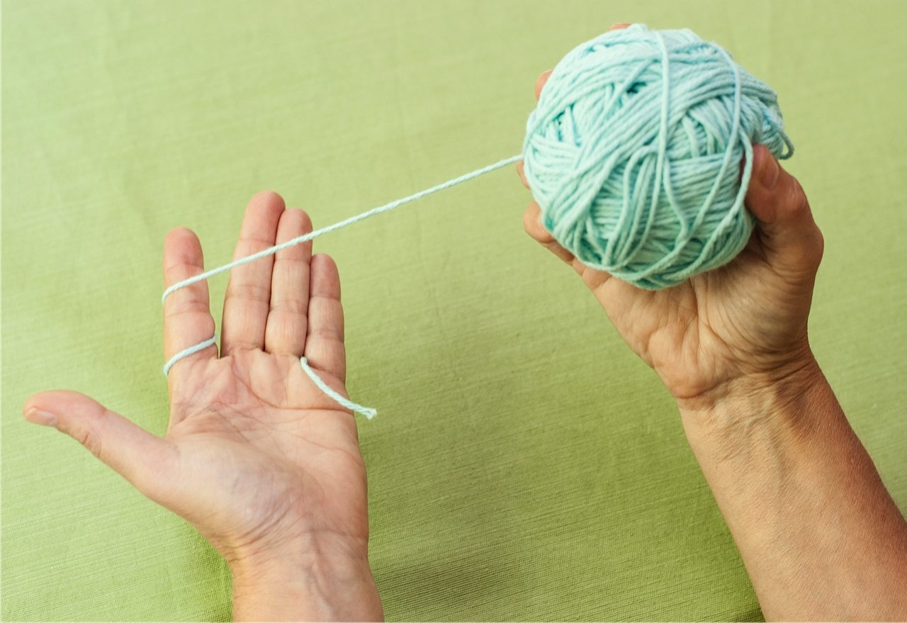 Continental Knitting For Beginners Continental Knitting Knit Stitch For Beginners Cast On