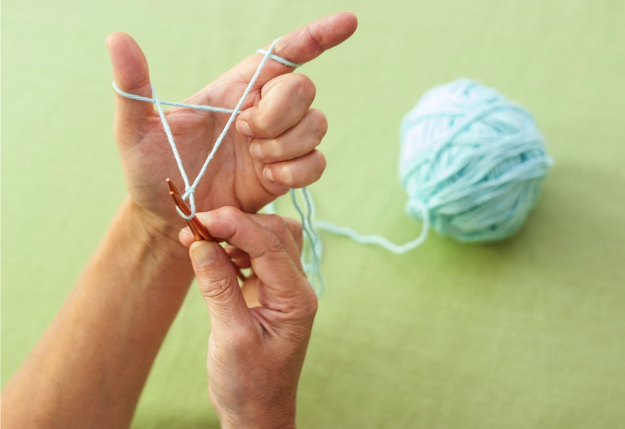 Continental Knitting For Beginners Continental Knitting Knit Stitch For Beginners Knitting Time