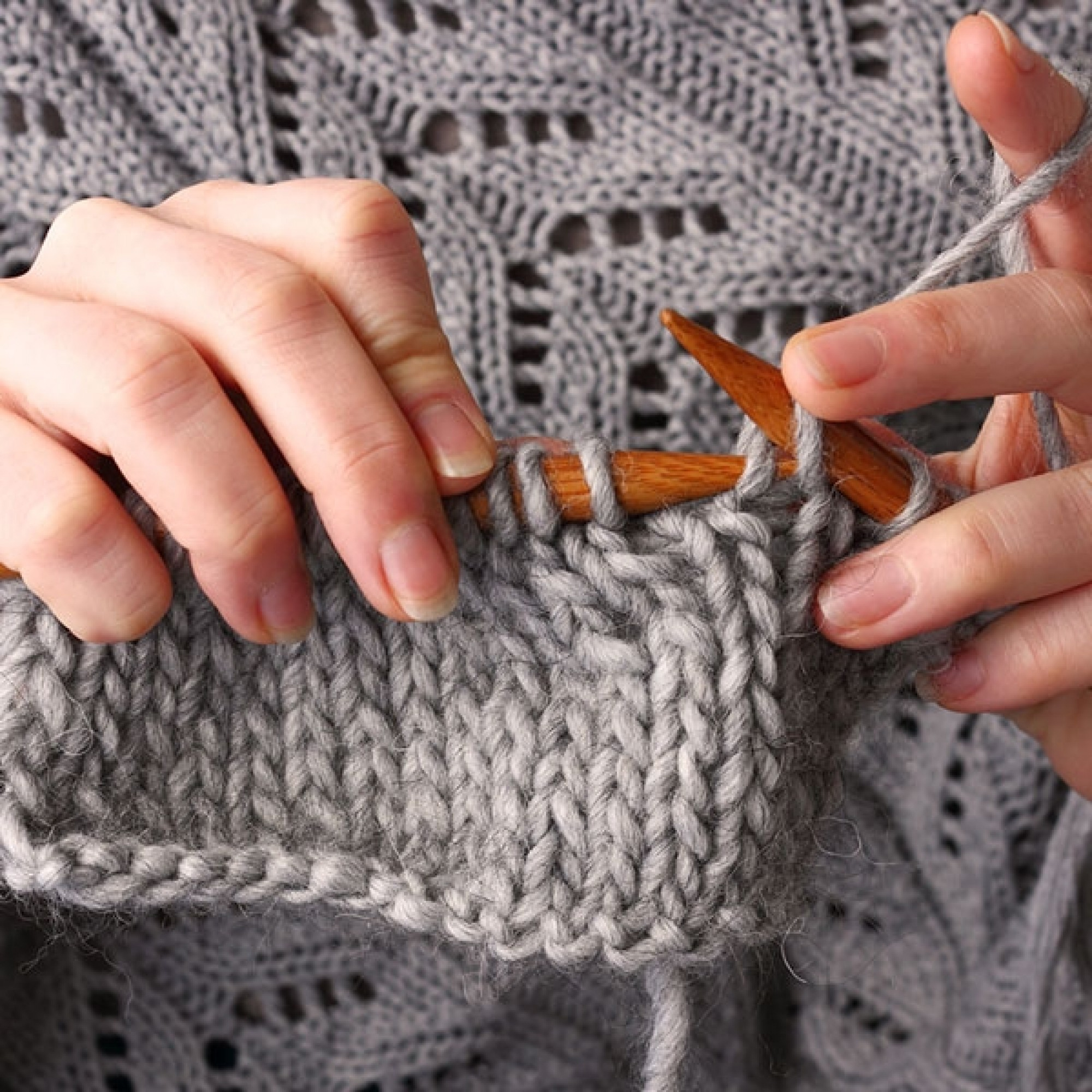 Continental Knitting For Beginners Continental Knitting