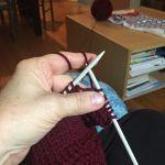 Continental Knitting Tutorial Videos Attempting To Knit Continental Style Or Picking Why Because I Am