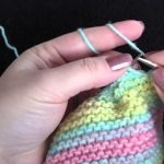 Continental Knitting Tutorial Videos Continental Knitting And Tension Youtube