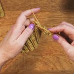Continental Knitting Tutorial Videos Continental Knitting Learn How To Knit In This Style