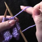 Continental Knitting Tutorial Videos Continental Vs English Style Knitting Youtube