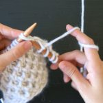 Continental Knitting Tutorial Videos Fluffy Brioche Purl Sohoalthough As A Continental Knitter I Get
