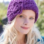 Crochet Hat Patterns Charleston Cloche Red Heart