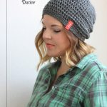 Crochet Hat Patterns Crochet Hat Pattern Free Slouch Pattern Darice