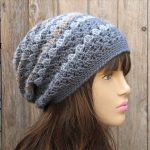 Crochet Hat Patterns Crochet Hat Slouchy Hat Crochet Pattern Pdfeasy Great For