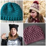 Crochet Hat Patterns Free Crochet Hat Patterns Daisy Cottage Designs