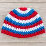 Crochet Hat Patterns Patriotic Crochet Hat Pattern For A Boy