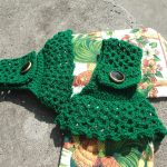 Crochet Kitchen Towel Toppers Crocheted Towel Toppers I Crocheted These Paddy Green Towe Flickr