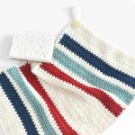 Crochet Kitchen Towel Toppers How To Make A Crochet Hand Towel