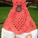 Crochet Kitchen Towel Toppers Pineapple Towel Topper Free Crochet Pattern Review Stitch11