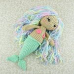Crochet Patterns Free Aurora Mermaid Amigurumi Pattern Amigurumi Today