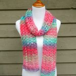 Crochet Patterns Free Fiber Flux Free Crochet Patternisland Lace Scarf