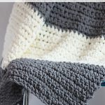 Crochet Patterns Free Granite Crochet Throw Blanket Pattern Easy Crocheted Throw