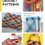 Crochet Pooling Free Pattern Planned Pooling Crochet Patterns To Create A Cool Argyle Effect