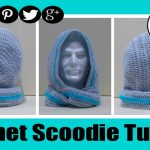 Crochet Scoodie Pattern Crochet Scoodie Rounded Hood With Written Pattern Youtube
