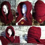 Crochet Scoodie Pattern Little Red Riding Scoodie Minortechnicality On Deviantart