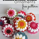 Crochet Sphere Pattern Free Crocheted Christmas Ball Ornaments Free Pattern Sparkles Of Sunshine