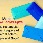 Diy Origami Step By Step Easy Origami Instructions To Make Uniquely Interesting Paper Crafts