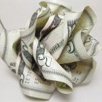 Dollar Bill Origami Paper Crafts Origami For Kids Dollar Bill Origami Flower