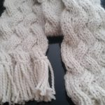 Double Knitting Tutorial Scarfs Reversible Scarf Knitting Patterns In The Loop Knitting