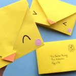 Envelope Origami Letters Origami Envelope Chick Paper Crafts For Kids Red Ted Arts Blog