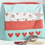 Interfacing Sewing Free Pattern Free Sewing Pattern For A Reversible Stand Mixer Cover