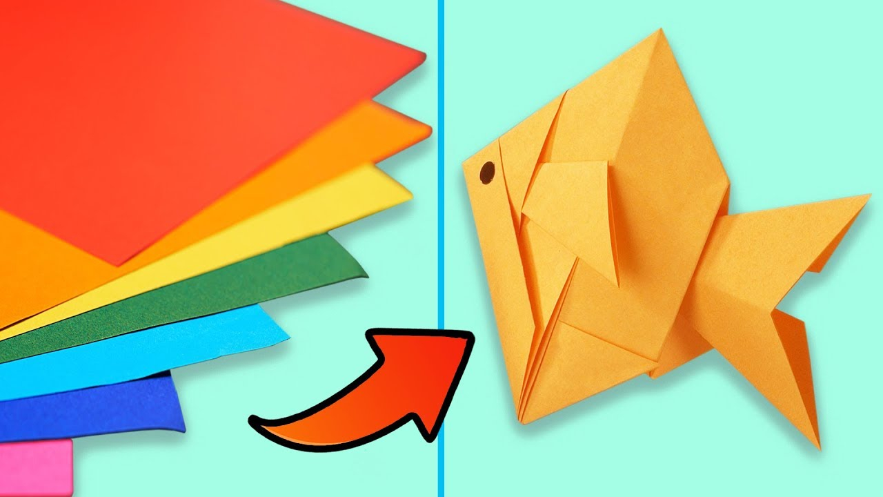 Origami Crafts For Kids 11 Simple Origami Ideas For Kids Sumotube