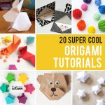 Origami Crafts For Kids 20 Cool Origami Tutorials Kids And Adults Will Love Its Always