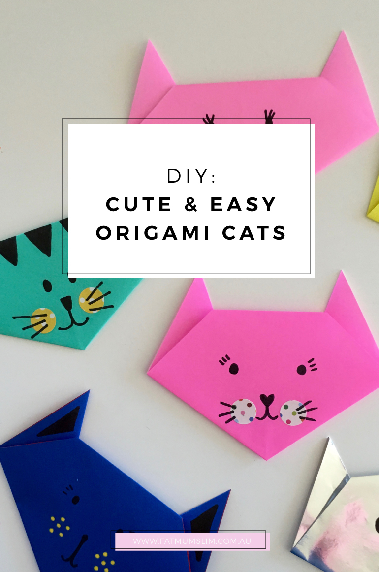 Origami Crafts For Kids 30 Awesome Origami Crafts For Kids Page 7 Of 18 Diys