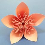 Origami Kusudama Flower How To Make How To Make A Kusudama Paper Flower Easy Origami Kusudama For