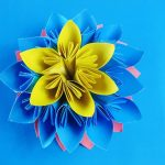 Origami Kusudama Flower How To Make How To Make Origami Kusudama Flower Origami Beautiful Flower