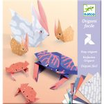 Origami Projects For Kids Djeco Easy Animal Origami Kids 3d Origami Projects