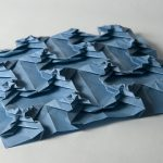 Origami Tessellations Tutorial Squares 25 Awesome Origami Tessellations That Would Impress Even Mc Escher