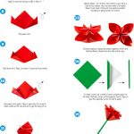 Paper Origami Step By Step Diy Origami Paper Flower For Mothers Day Melissa Doug Blog