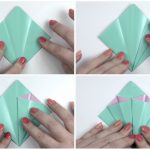 Paper Origami Step By Step Make An Easy Origami Lily Flower
