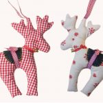 Pattern Sewing Free How To Sew A Reindeer Christmas Craft Free Patterns Youtube