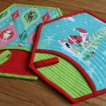 Sew Potholders Pot Holders Holiday Pot Holder Swap