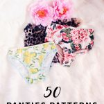 Sewing Printables Free Vintage 50 Panties Patterns To Get You Started Sewing Your Own Underwear