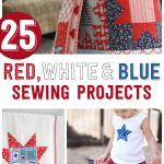 Sewing Project Ideas 25 4th Of July Sewing Projects