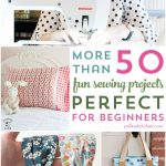 Sewing Project Ideas More Than 50 Fun Beginner Sewing Projects The Polka Dot Chair