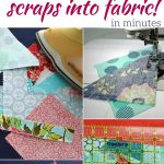 Sewing Scrap Projects How To Make 264 Best Fabric Scrap Projects Images On Pinterest Patchwork
