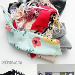 Sewing Scrap Projects How To Make 40 Ideas For Using Up Knit Fabric Scraps Blogger Sewing Patterns