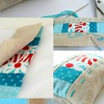 Sewing Scrap Projects How To Make Scrappy Pincushion Pincushion Patterns Leftover Fabric And Scrap