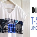 Sewing Upcycled Clothing Easy Diy Diy Upcycling T Shirt Pinterest Inspired Quick Easy How To