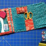 Sewing Vinyl Bags Zipper Pouch Dc Modern Quilt Guild Tips For Sewing With Vinyl With Leah B