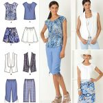 Simplicity Sewing Patterns Simplicity 2188 Misses Easy To Sew Sportswear
