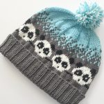 Stranded Knitting Patterns Free Colorful Hat Knitting Patterns In The Loop Knitting